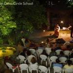 Osho-circle-school classic harp flute concert