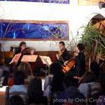 Osho-circle-school classic quartet concert