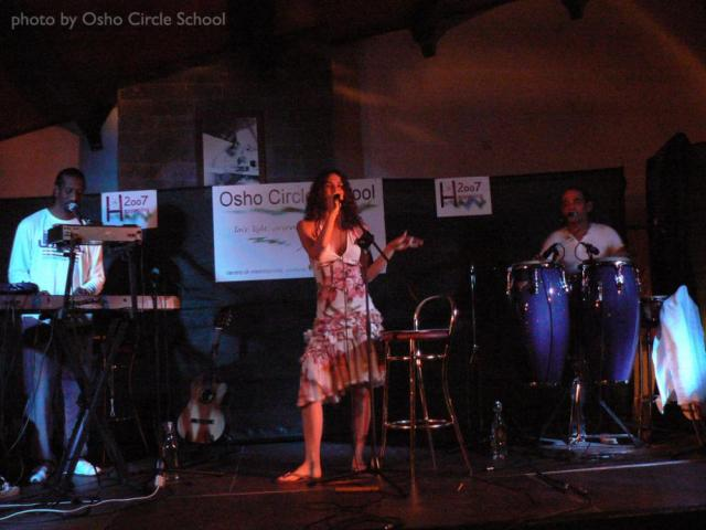 Osho-circle-school cuban concert