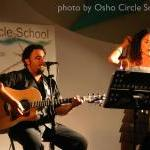 Osho-circle-school cuban duo concert