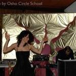 Osho-circle-school disco party