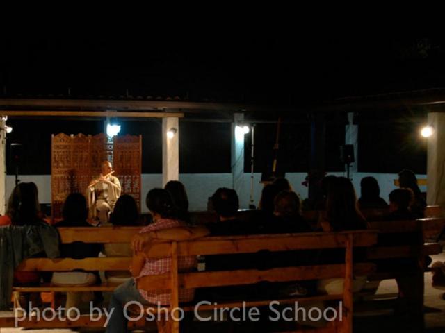 Osho-circle-school devakant concert