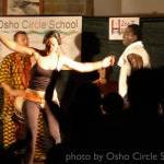 Osho-circle-school ethnic concert