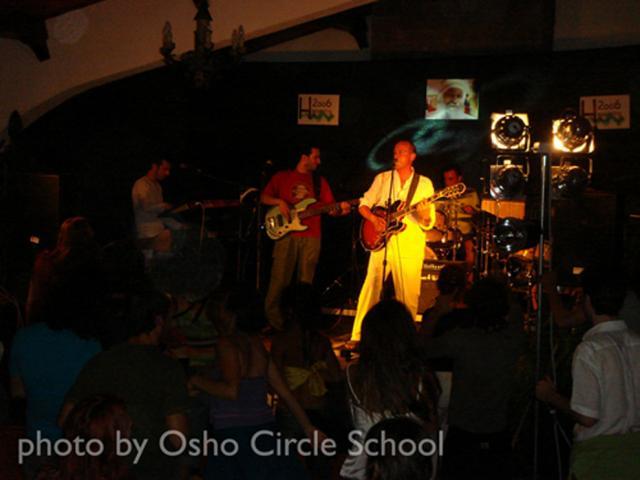 Osho-circle-school hierbamala patchanka concert