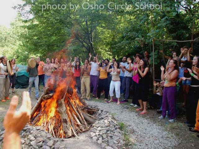 Osho-circle-school inipi 01