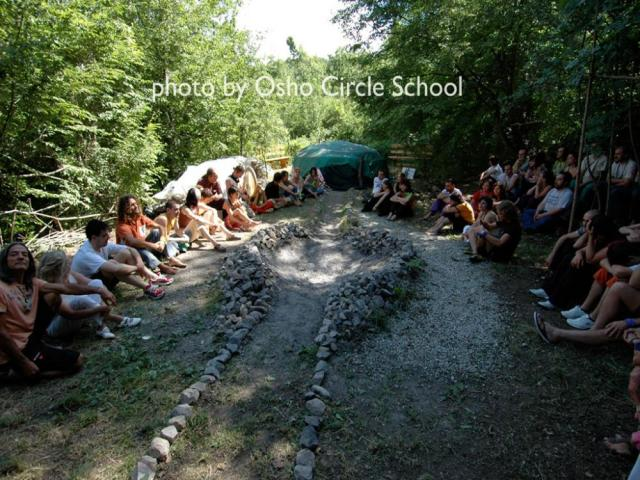 Osho-circle-school inipi 03