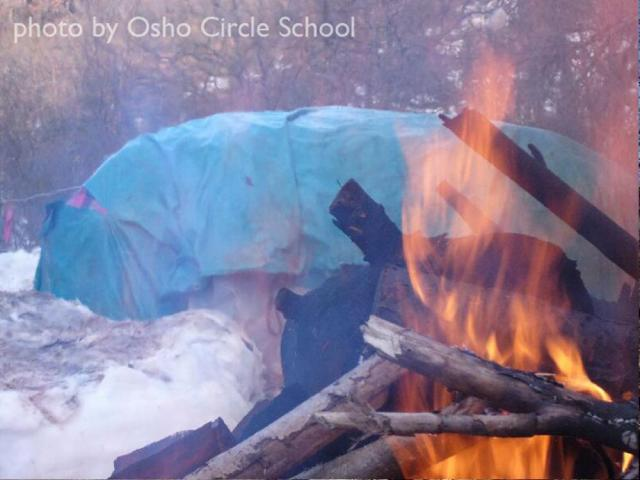 Osho-circle-school inipi 06
