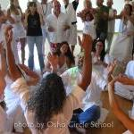 Osho-circle-school meditation 09