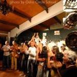 Osho-circle-school people 22