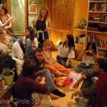 Osho-circle-school people 30