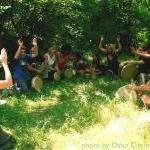Osho-circle-school people 40