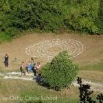 Osho-circle-school people 55