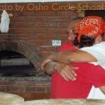 Osho-circle-school people 72