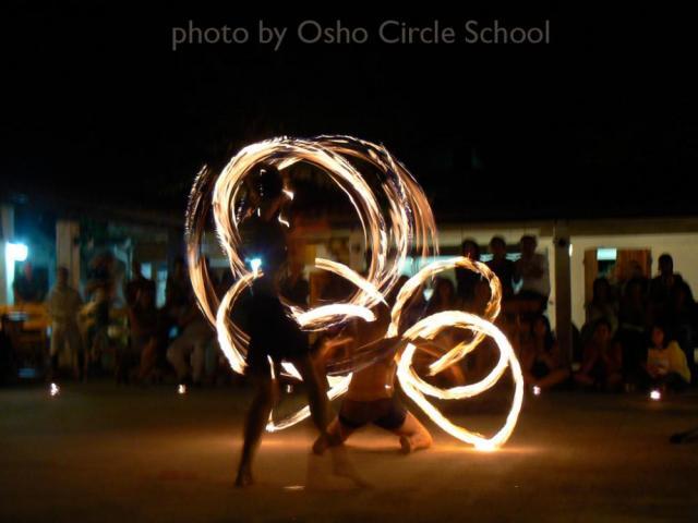 Osho-circle-school show 02