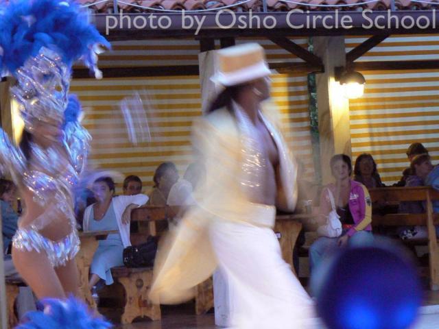 Osho-circle-school show 03