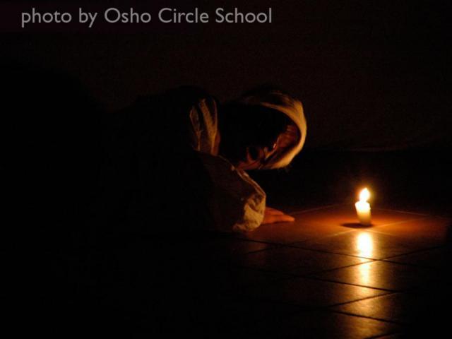 Osho-circle-school show 05