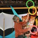 Osho-circle-school show 06