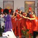 Osho-circle-school student chorus