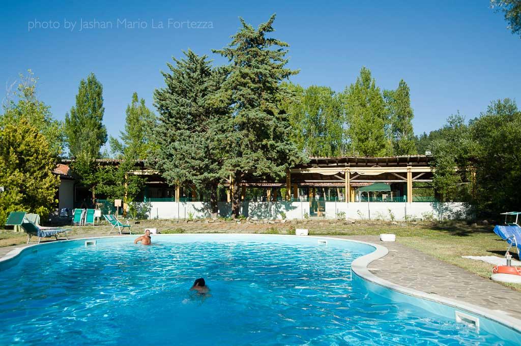 Swimming Pool Osho Circle School Meditation Center Rimini Italy